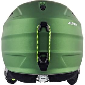 Alpina Grap 2.0 L.E. Casco de esquí, moss-green matt